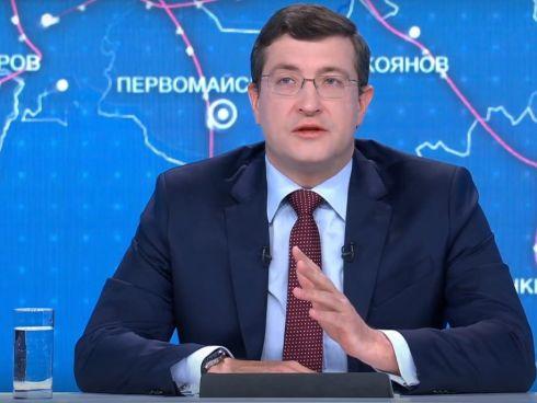 Глеб Никитин ометро, дольщиках и«Школе 800»: итоги прямой линии сгубернатором