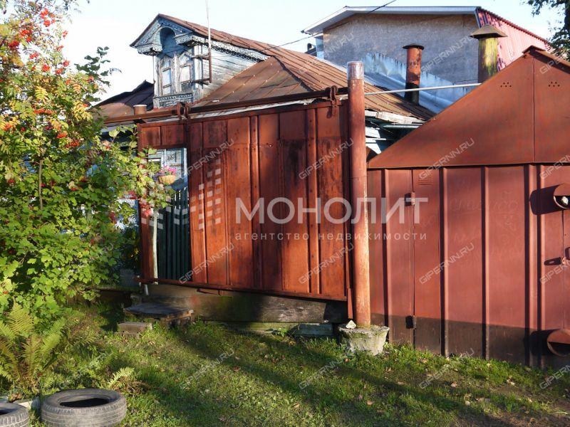 дом на улице Брянская