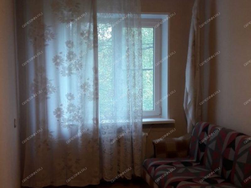 двухкомнатная квартира на улице Красноуральская дом 13 к1
