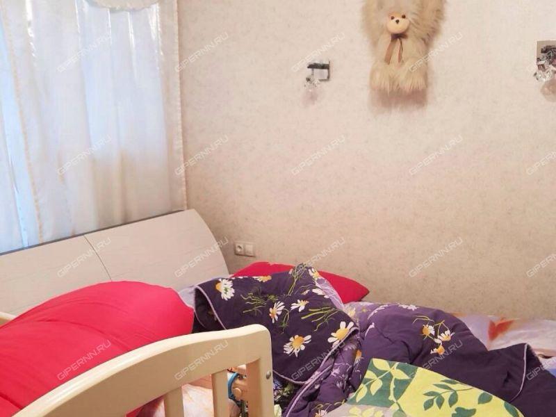 двухкомнатная квартира на улице Тираспольская дом 11