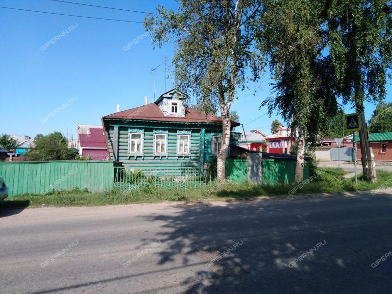 1/2 дома на улице Короленко город Павлово