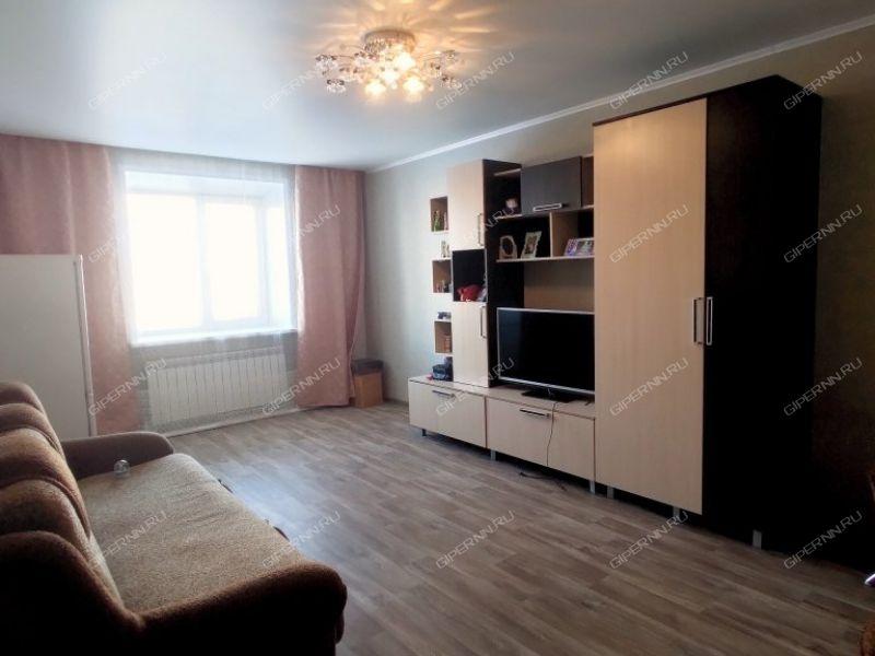 двухкомнатная квартира на Молодежная ул дом 29 деревня Бебяево