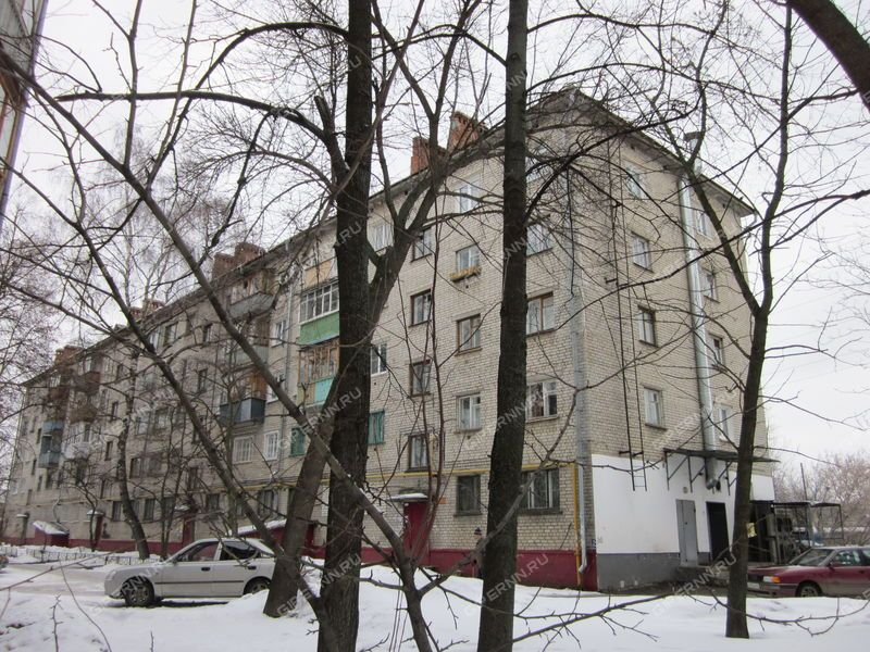 двухкомнатная квартира на улице Сазанова дом 2