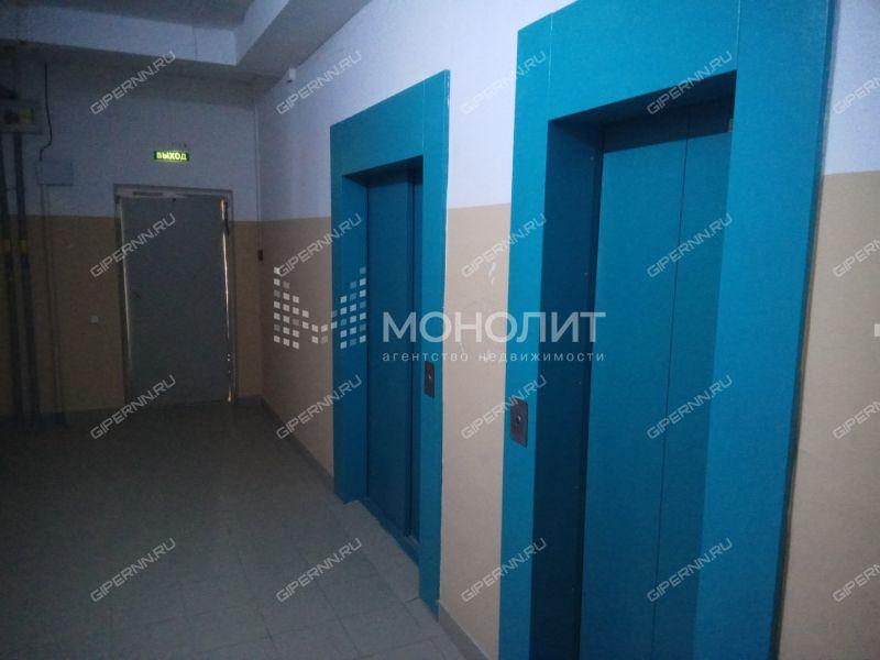 трёхкомнатная квартира на улице Академическая дом 9 деревня Афонино