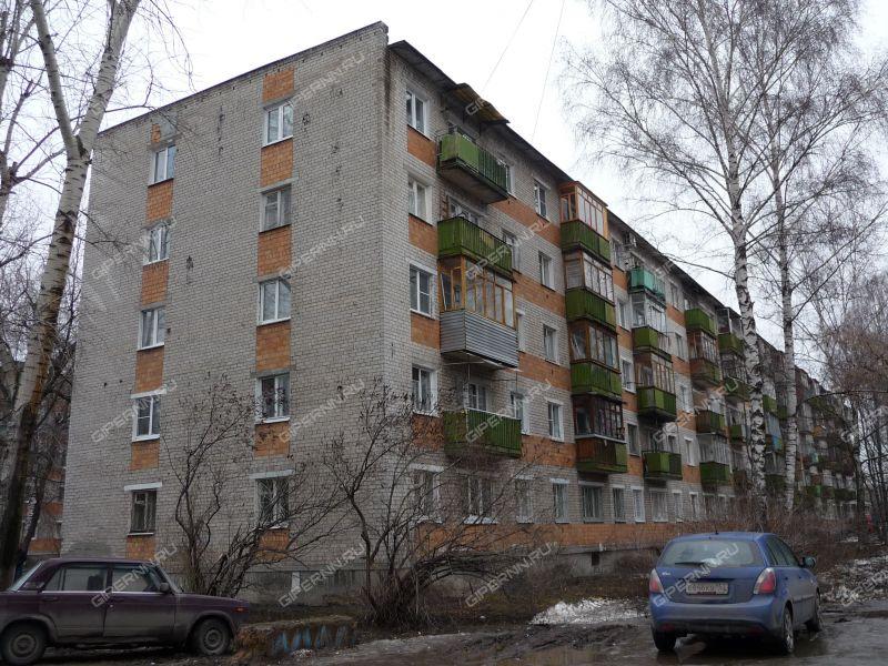 однокомнатная квартира на улице Тихорецкая дом 10
