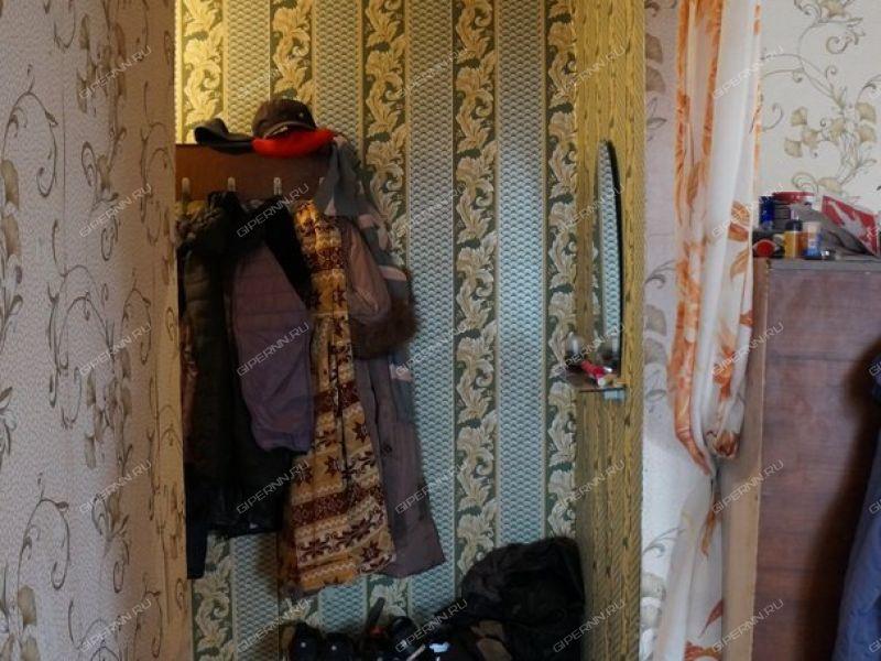 однокомнатная квартира на улице Гагарина дом 3 посёлок Буревестник