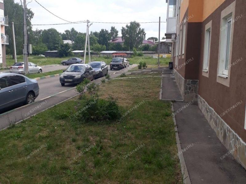 однокомнатная квартира на улице Новая дом 14 село Каменки