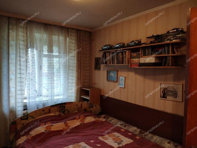 двухкомнатная квартира на улице Героя Васильева дом 8