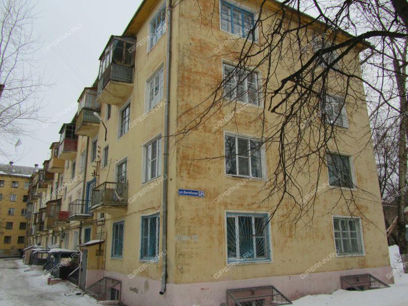 комната в доме 52 на Витебской улице