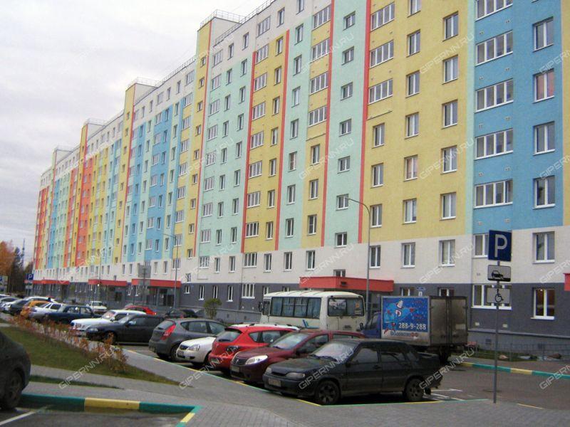 однокомнатная квартира на проспекте Кораблестроителей дом 74 к1