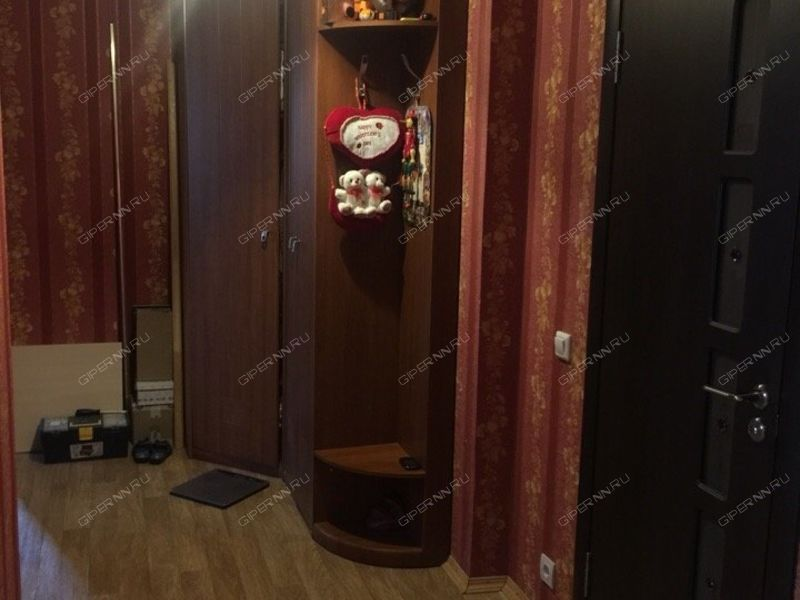 трёхкомнатная квартира на улице Сергея Акимова дом 25А