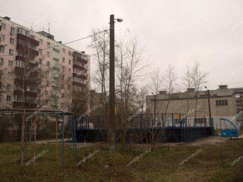 однокомнатная квартира на Комсомольской площади дом 10 к2