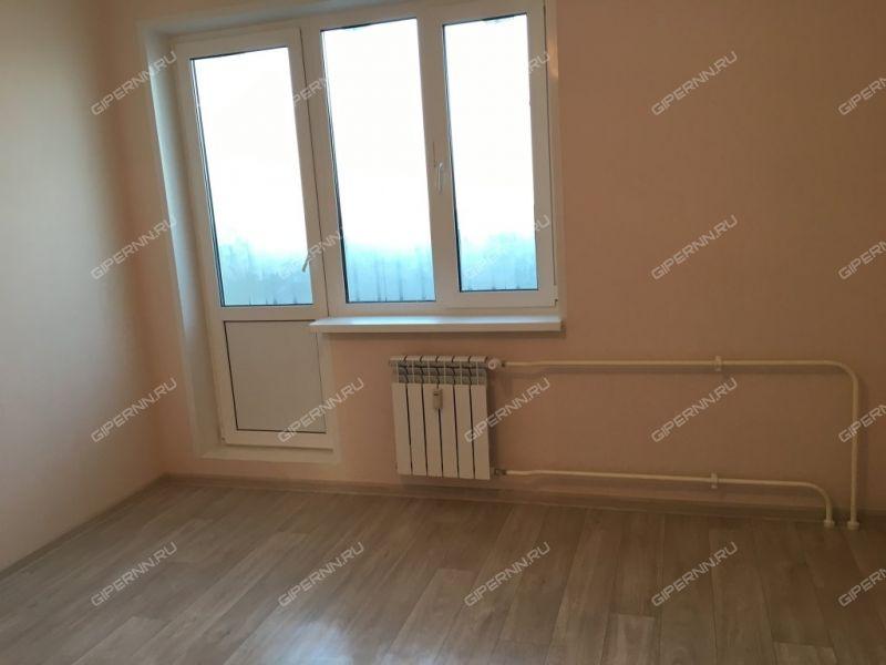 однокомнатная квартира на улице Бурнаковская дом 121