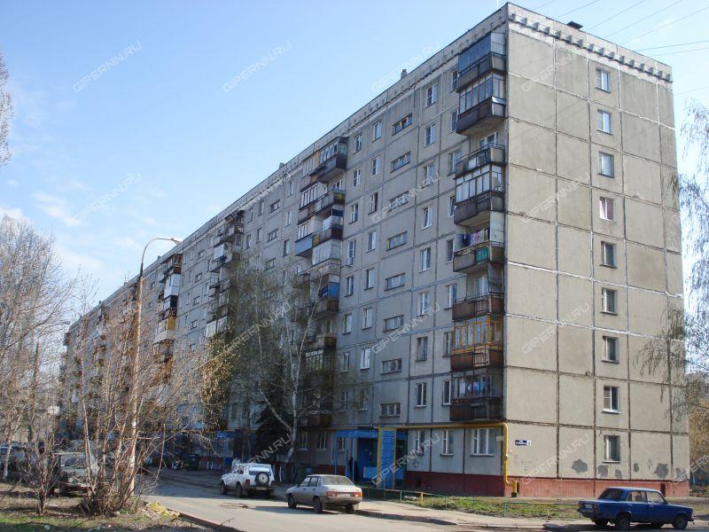 однокомнатная квартира на улице Красных Партизан дом 18