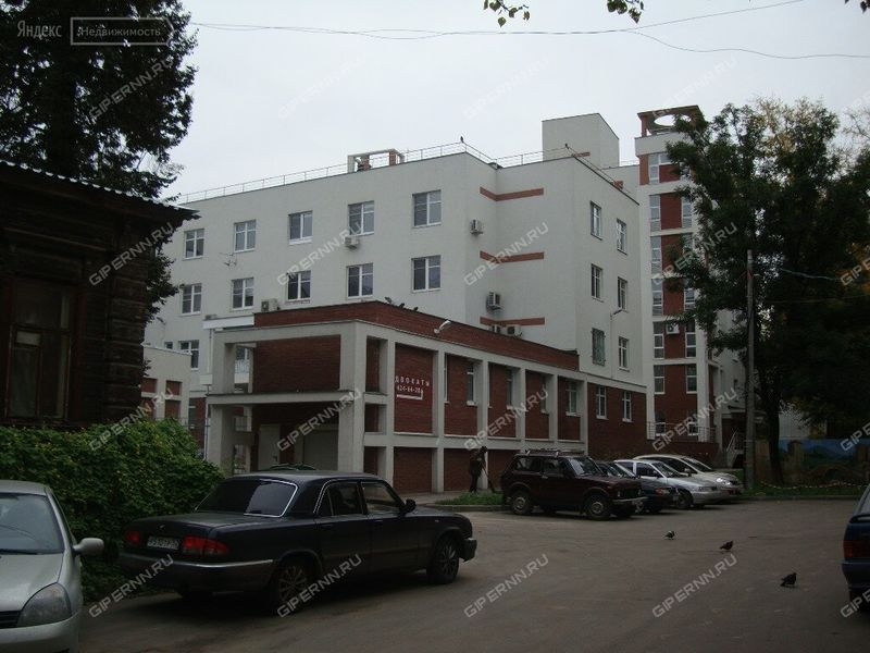парковочное место на улице Варварская