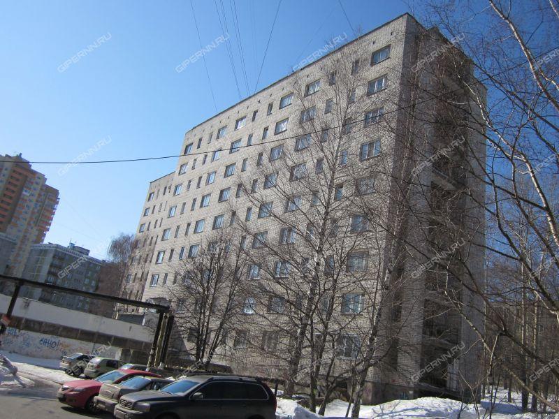 улица Маршала Голованова, 73 фото