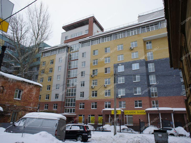 пятикомнатная квартира на улице Фрунзе дом 12