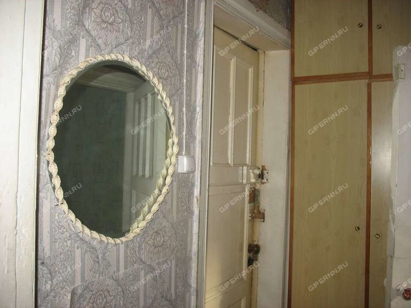 комната в доме 25 на улице Орджоникидзе