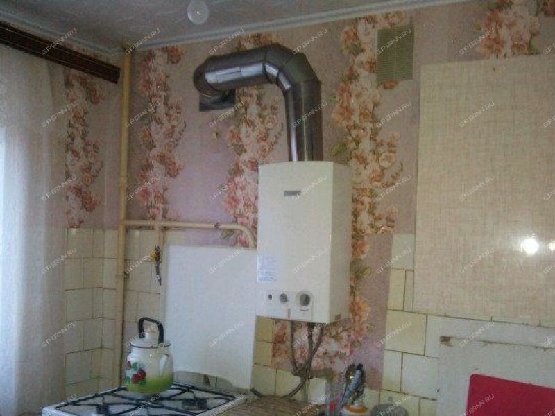 однокомнатная квартира на улице Гайдара дом 40 город Дзержинск