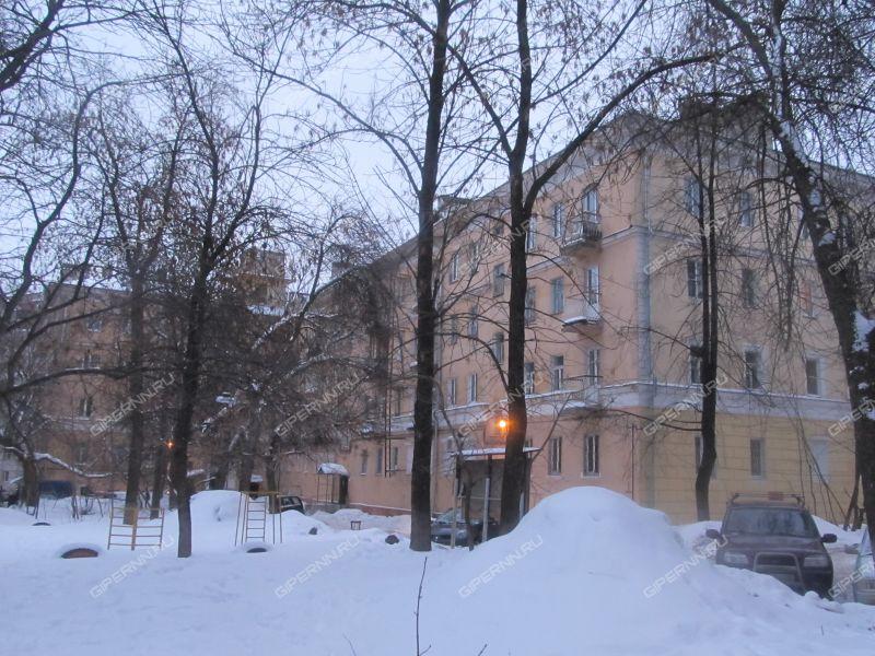 двухкомнатная квартира на улице Белинского дом 106б