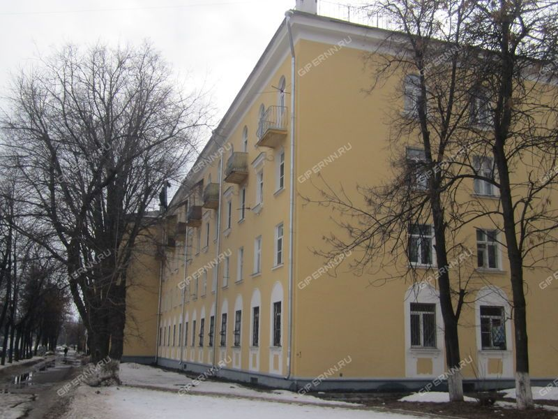 улица Героя Советского Союза Поющева, 13 фото