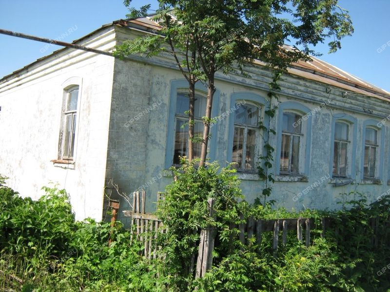 дом на Комсомольской улице село Василёвка