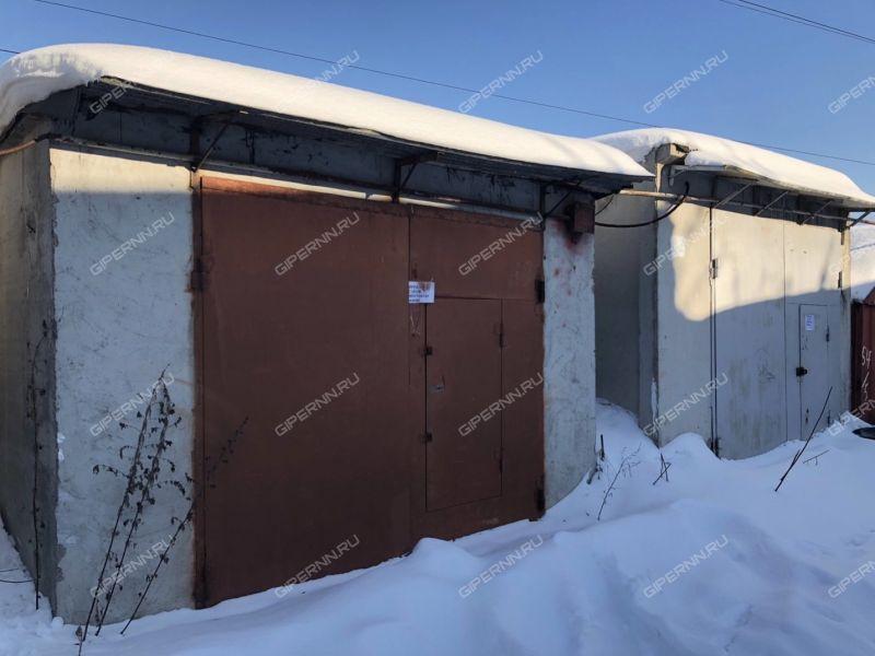 гараж на улице Родниковая
