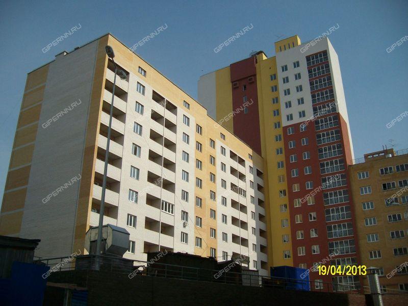 улица Бориса Панина, 7в фото