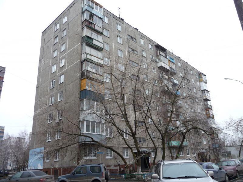 Авангардная улица, 10 фото