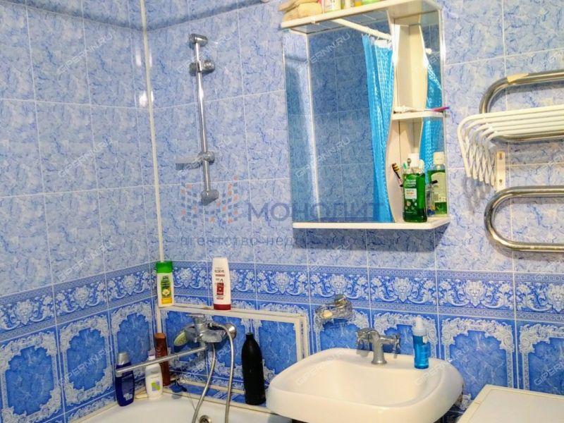 трёхкомнатная квартира на улице Академика Сахарова дом 105 к1