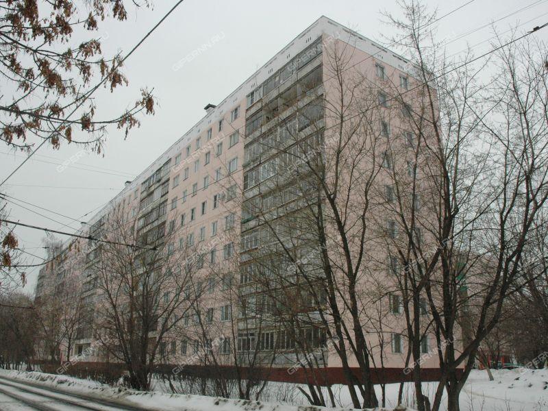 двухкомнатная квартира на площади Комсомольская дом 6 к2