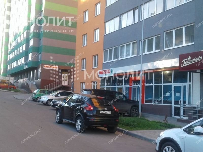 двухкомнатная квартира на улице Красная Поляна дом 2 деревня Афонино
