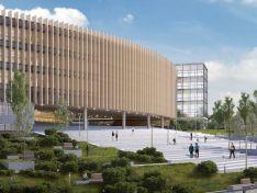 Первая пятиэтажная школа в России строится к 800-летию Нижнего Новгорода