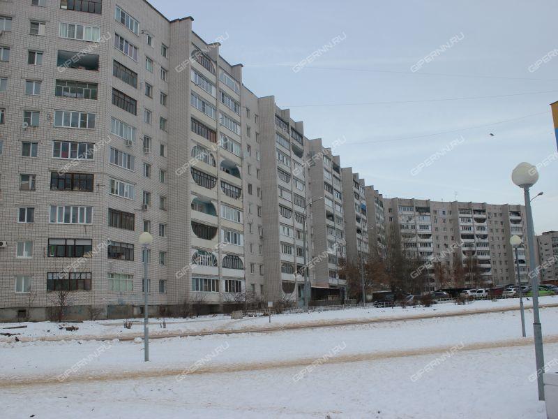 четырёхкомнатная квартира на Окской набережной дом 17 город Дзержинск