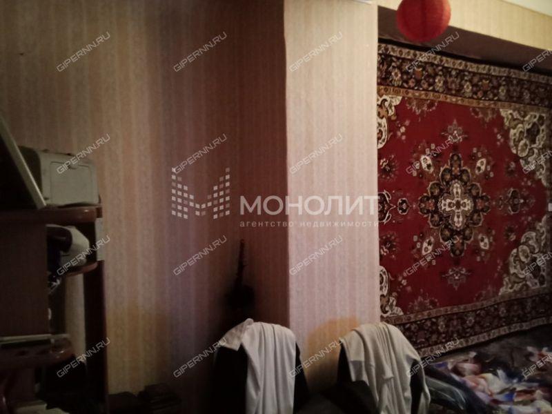 двухкомнатная квартира на улице Героя Елисеева дом 6