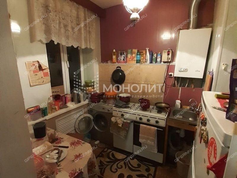 однокомнатная квартира на улице Новые Полянки дом 1в