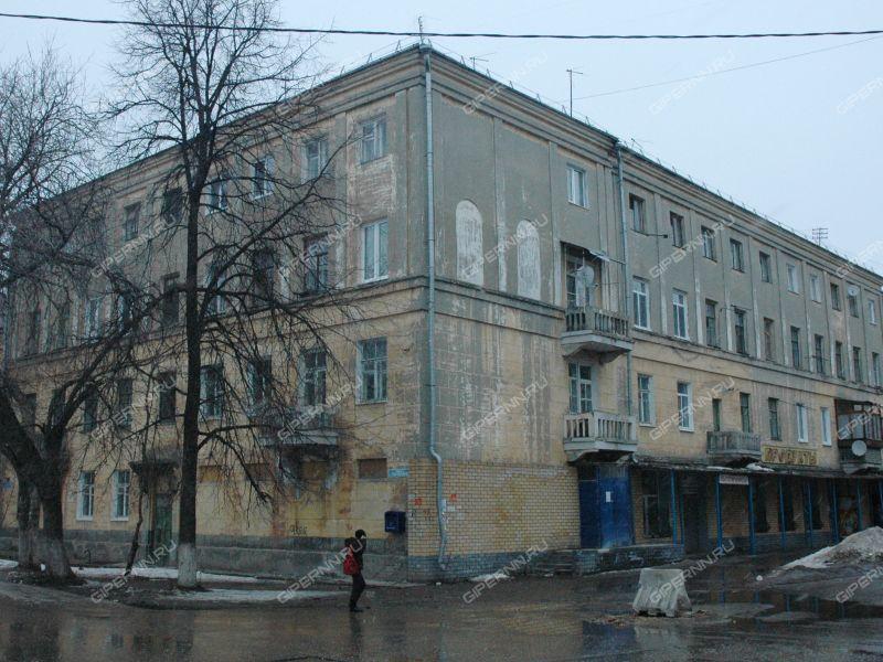 комната в доме 8 на улице Гончарова