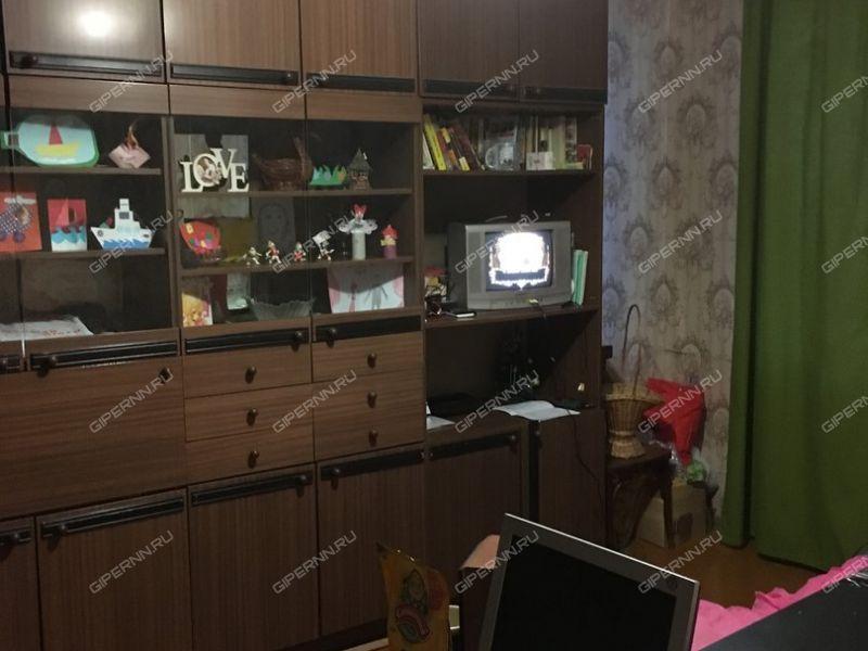 двухкомнатная квартира на улице Победы дом 16 город Бор