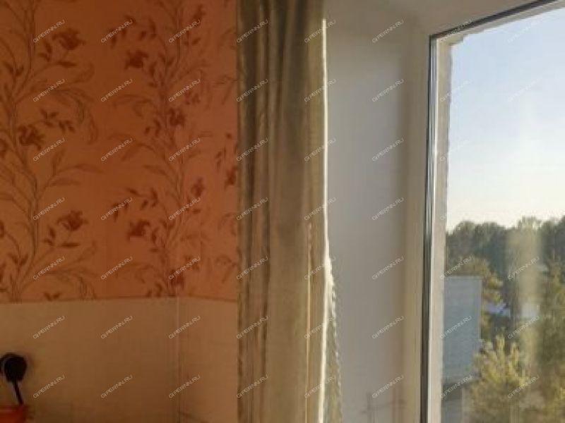 однокомнатная квартира на улице Ульянова дом 7 город Дзержинск