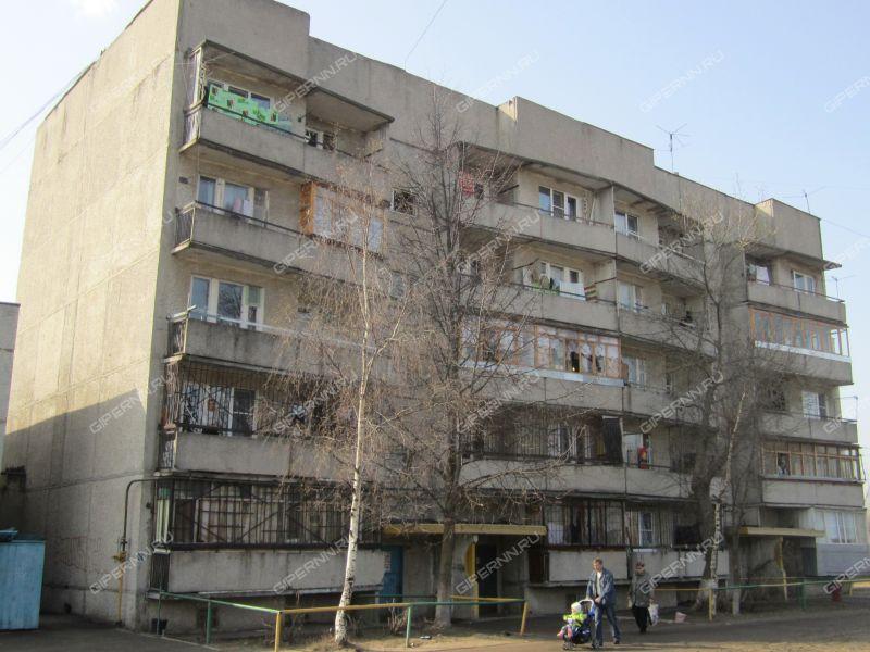 комната в доме 16 на улице Береговая