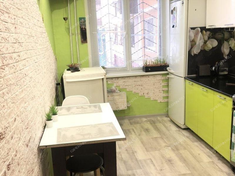 четырёхкомнатная квартира на улице Плотникова дом 2