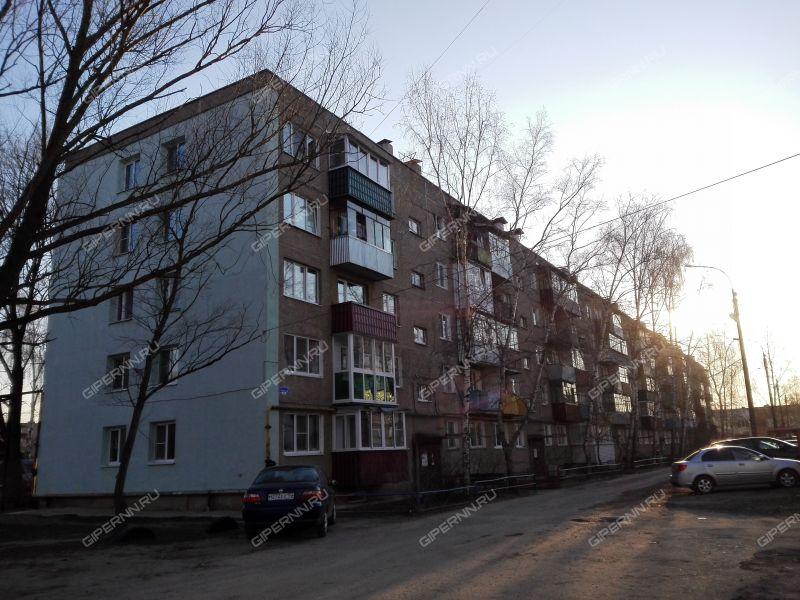 двухкомнатная квартира в микрорайоне Гоголя дом 36 город Выкса