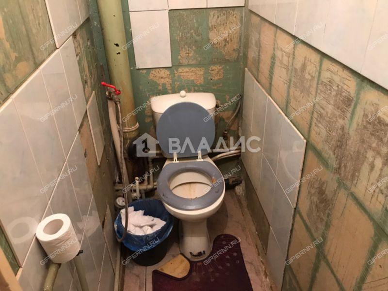 двухкомнатная квартира на улице Садовая дом 40 рабочий посёлок Первое Мая