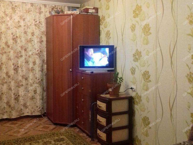 однокомнатная квартира на улице Центральная дом 12 посёлок Новинки