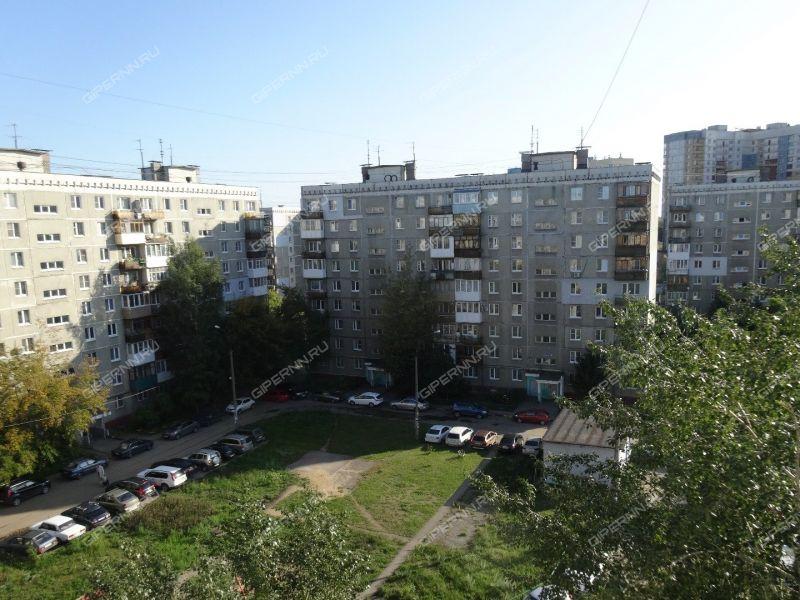 трёхкомнатная квартира на улице Генерала Зимина дом 34